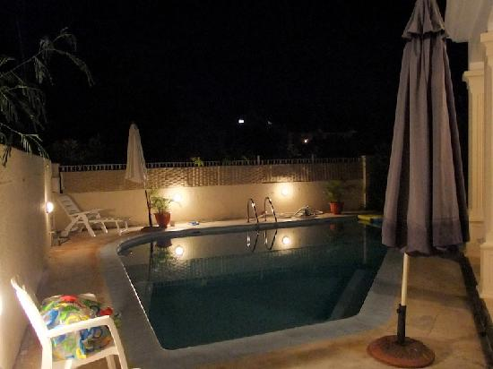 Pallagino Guest House: The pool