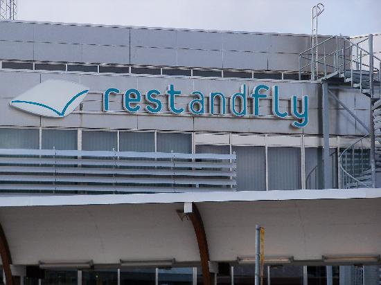 Rest and Fly: Outside