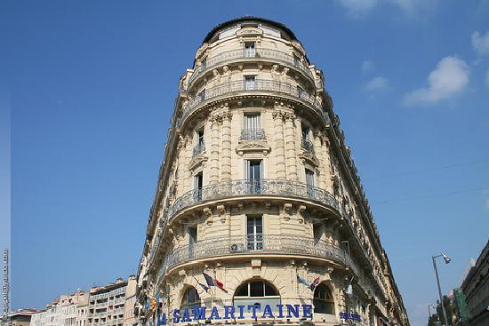 La Samaritaine : La facade