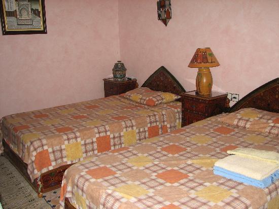 Riad Idrissi : Room 2