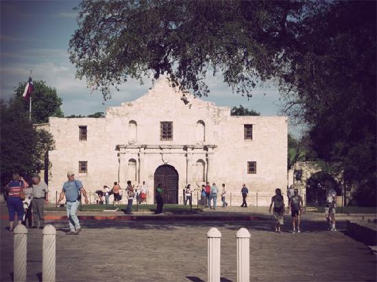 San Antonio, TX: Alamo