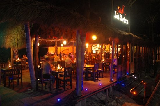 La Zebra Beach Restaurant and Tequila Bar