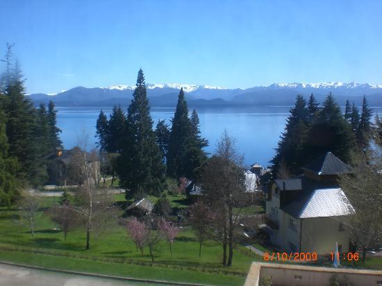 Villa Huinid Resort & Spa: Hotel view