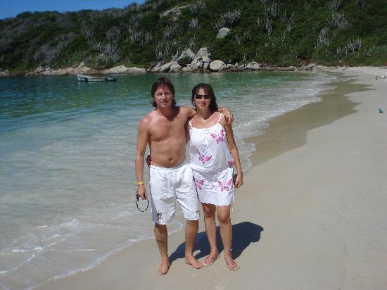 Hotel Ville La Plage: Praia do forno en Arraial do Cabo