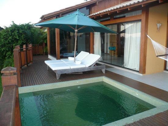 Ponta dos Ganchos Exclusive Resort: Bungalos inpresionantes