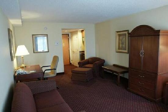Wingate by Wyndham Orlando International Airport: living area