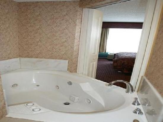 Wingate By Wyndham Orlando International Airport Jacuzzi