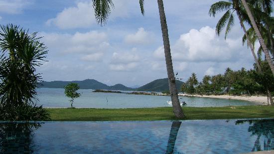 Ban Sairee Villa: View from the villas