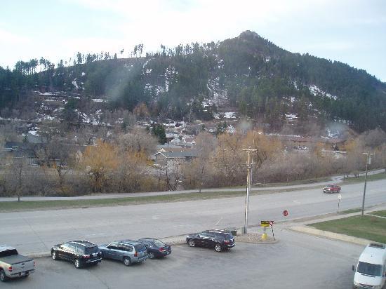 Cadillac Jacks Gaming Resort: View from hotel room