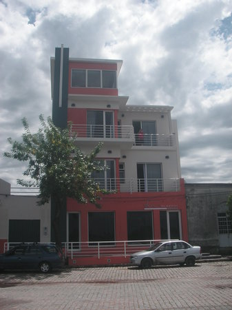 Los Muelles Boutique Hotel: Vista Hotel