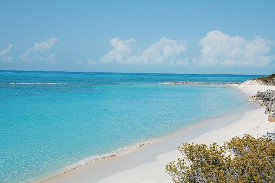 Sugar Beach Villa private beach