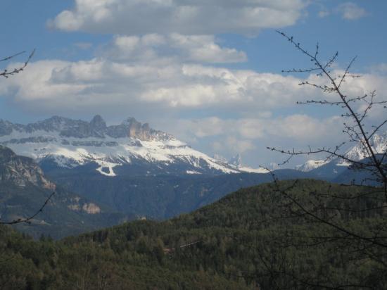 Bolzano, Italien: Vistinha básica de Renon (4)