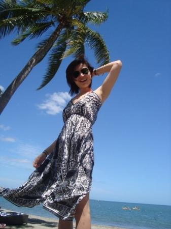 丹娜努島照片