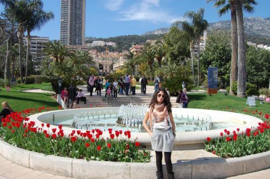 Monaco-Ville Resmi
