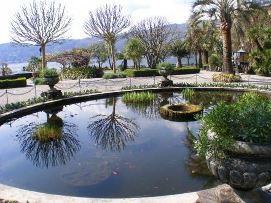 Baveno, Włochy: i giardini di Isola Bella