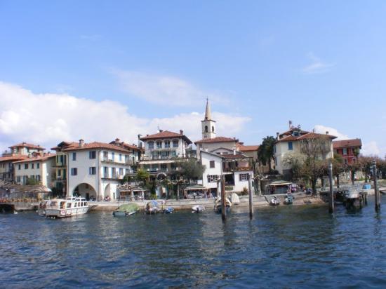 Бавено, Италия: Isola Superiore dei pescatori