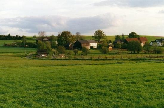 My Uncles farm in Germany