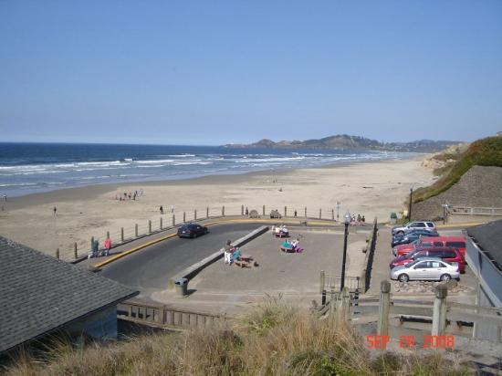 Nye Beach Turnaround