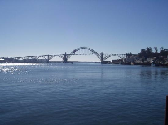 Newport, Oregón: Bridge