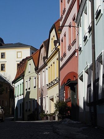 Olomouc, Tjeckien: Ołomuniec, Republika Czeska