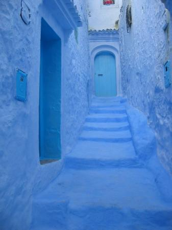 Medina: Chefchaouen, the blue city