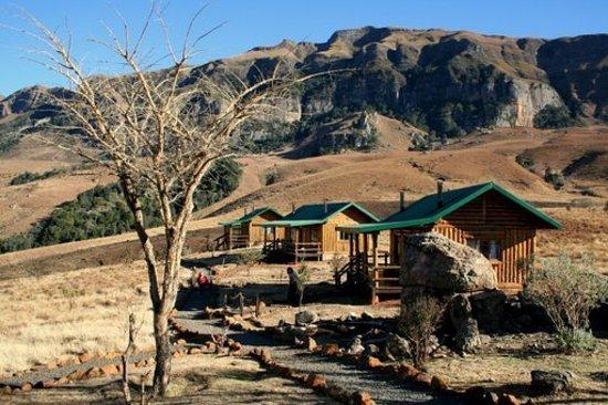 uKhahlamba-Drakensberg Park Resmi