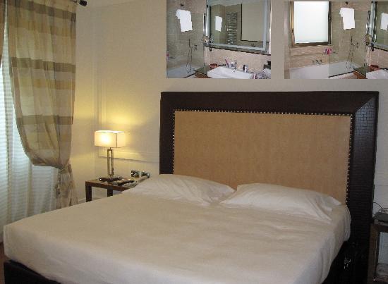 UNA Hotel Roma: Classic Double Room