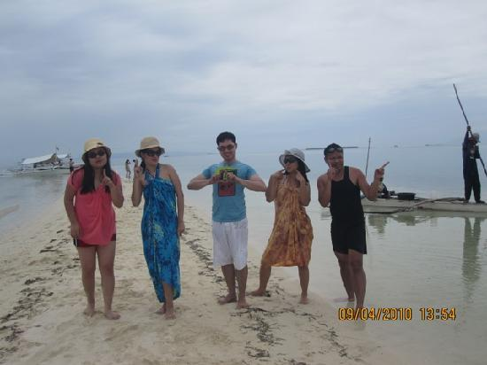 Panglao Island, Filippinerne: buko moments