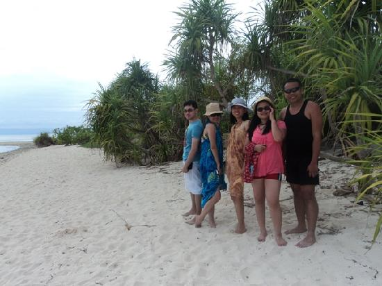 Panglao Island, Filippinerne: having a good time