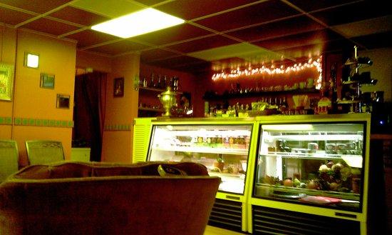 Cinnabar Cafe