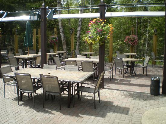 College Heights Neighbourhood Pub: Great Patio!