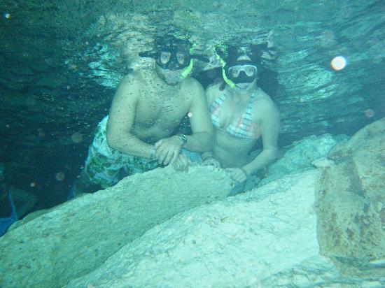 Edventure Tours: Underwater caves