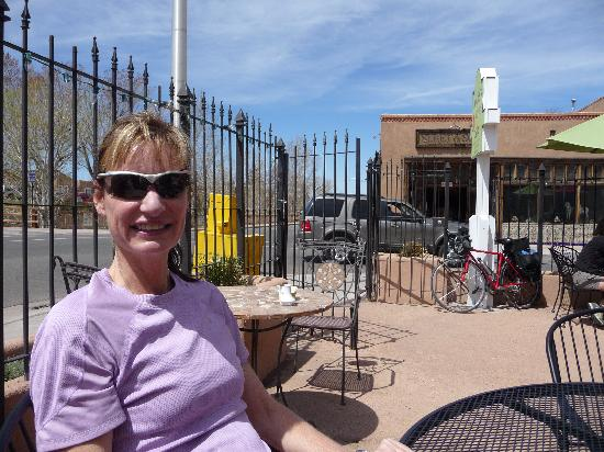 Tomme: Outdoor seating