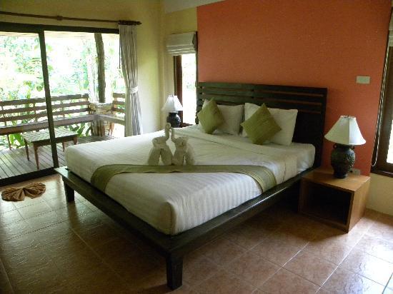 Sunda Resort : Our room