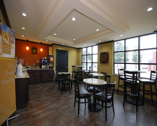 Quality Inn, Near Chico State: Hot,Fresh,Healthy