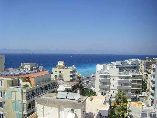 Smartline Semiramis City Hotel: view from balcony