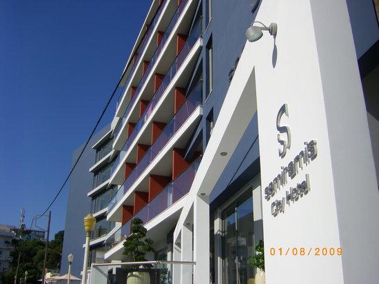 Smartline Semiramis City Hotel: the hotel