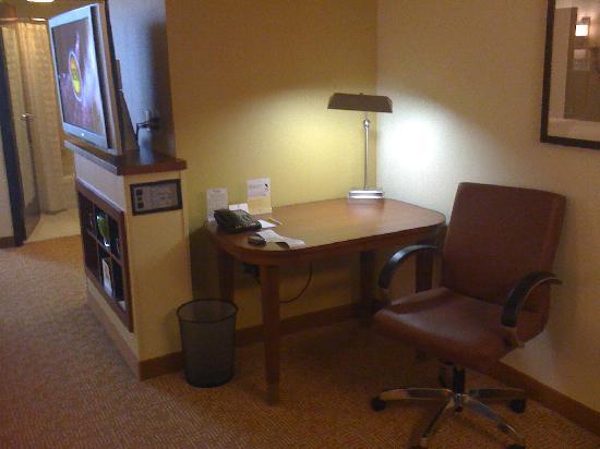 Hyatt Place Dublin/Pleasanton: Desk