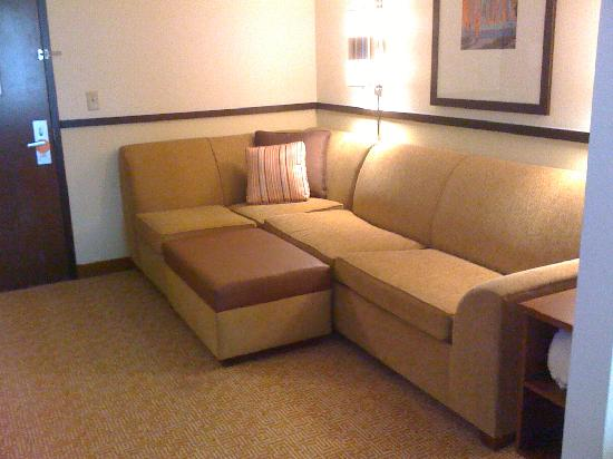 Hyatt Place Dublin/Pleasanton: Seating Area