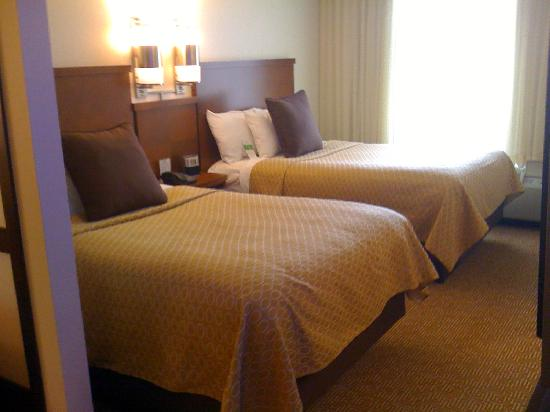 Hyatt Place Dublin/Pleasanton: 2 Queens