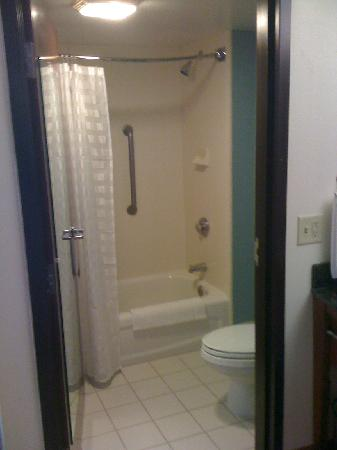 Hyatt Place Dublin/Pleasanton: Bathroom