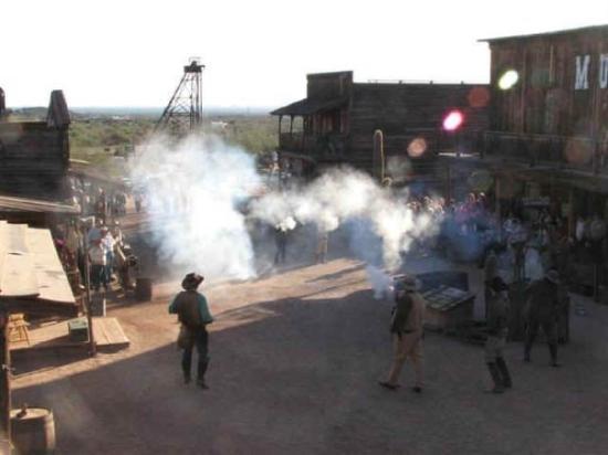 Apache Junction Photo