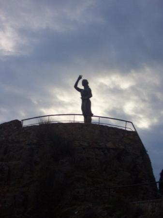 Monument Of The Fisherman S Wife Picture Of Lloret De