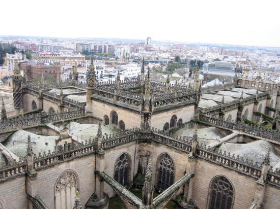 Seville Cathedral (Catedral de Sevilla): La Catedral de Santa María de la Sede de Sevilla