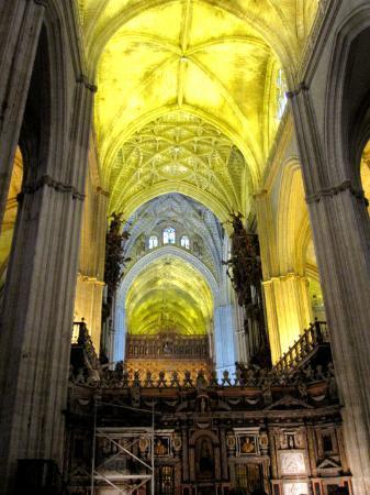 Seville Cathedral (Catedral de Sevilla) Photo
