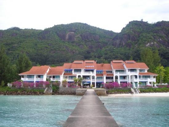 Isola di Praslin, Seychelles: LA CASAAAAAAAAAAAAAAAAAAAAAAAA DE LOS CHICOS