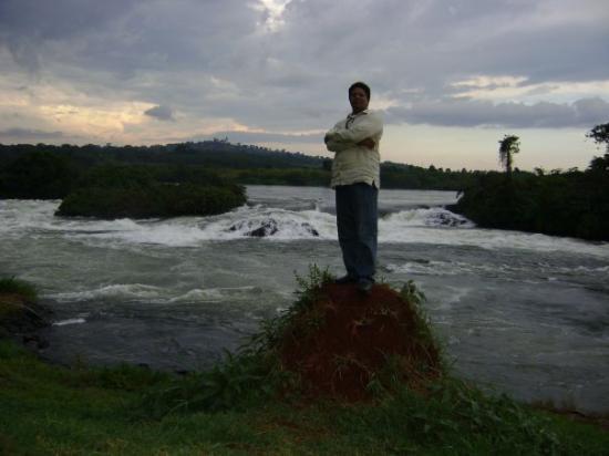 กัมปาลา, ยูกันดา: Nile River