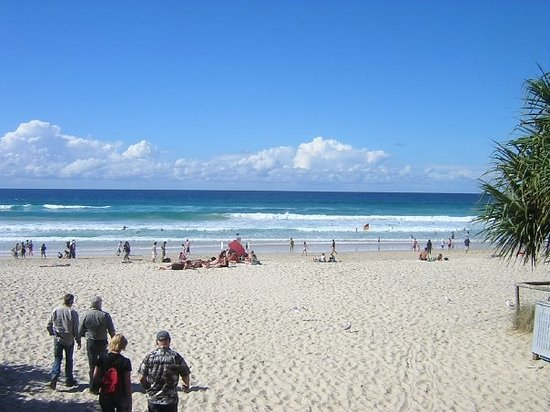 Surfers Paradise Photo