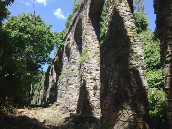 Ilha Grande, RJ: Aqueduto