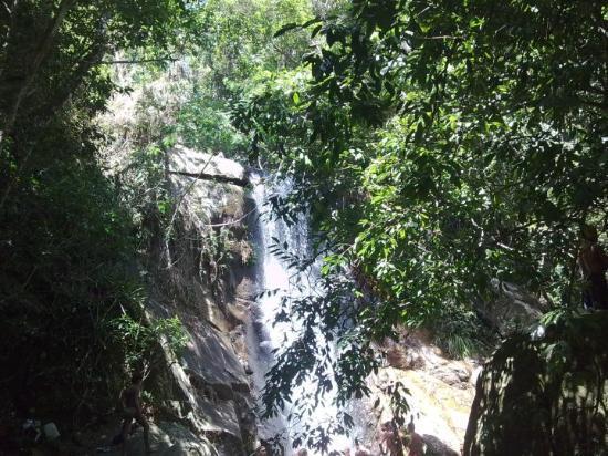 Илья-Гранд: Cachoeira da feiticeira